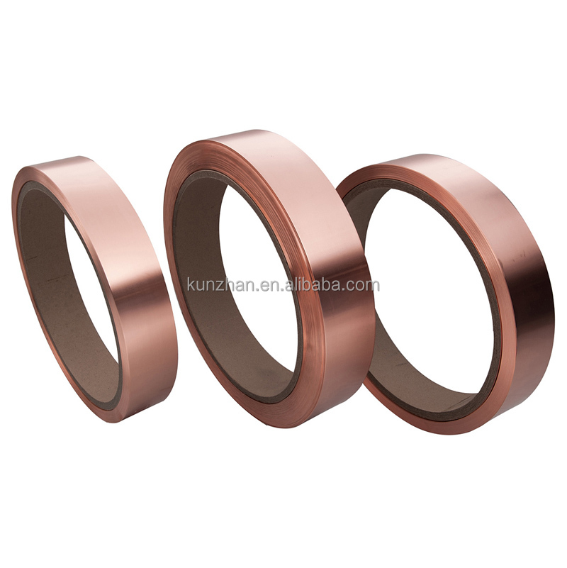dry degreased 0.1mm 0.15mm 0.2mm 0.3mm 0.4mm 0.5mm thickness thick micros copper foil strips