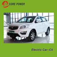 China Cheap Green New Energy Car Green Electric Vehicle for Sale