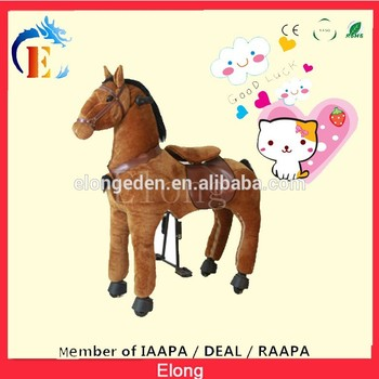 2016 New design rocking horses for adults