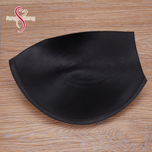 Profession production breathable push up bra pads, bra cup accessories supplier