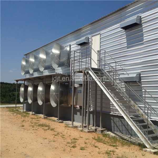 light steel frame different types of poultry house