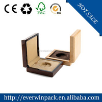 High Quality Solid wooden Coin Case,Painted Wooden Coin Case