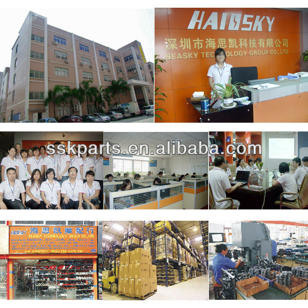 HAISSKY HAIOSKY motorcycle parts spare 3 wheel motorcycle voltage regulator rectifiers from China manufacturers