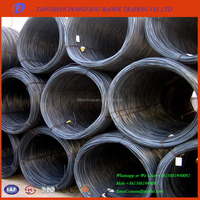 jiujiang hot rolled SAE1006 6.5mm low carbon steel wire rod