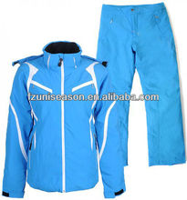 Ladies ski snow suit