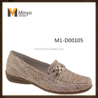 Minyo pretty and special design casual women shoes