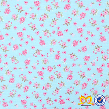 Hot Sale Flower Cotton Printed Fabric Woven Technics and Home Textile Cotton Printed Fabric