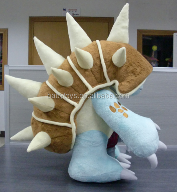 League of legends LOL Rammus plush toy character