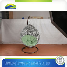 outdoor furniture swing egg nest hanging basket chair