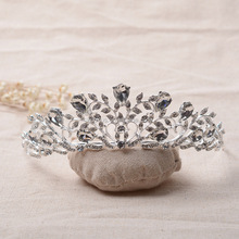 China Wholesale Silver/Russian Dutchess Wedding/Pageant Crowns tiara