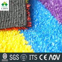 home decor decorative Synthetic turf artificial grass carpet