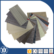 highly breathable fire retardant vinyl wallpaper for meeting room