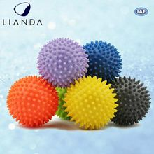 New Product! pillow massager, bouncing balls with flashing light, rubber lacrosse balls massage balls
