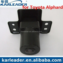 2015 Newest Car Camera Front Camera for Toyota Alphard