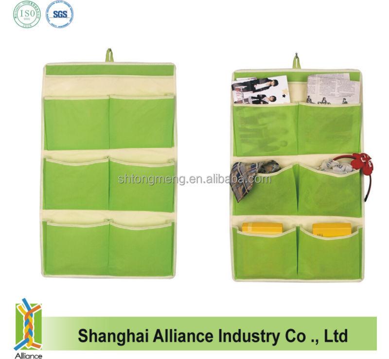 Hanging Wall non woven fabric hanging wall pocket storage organizer - buy
