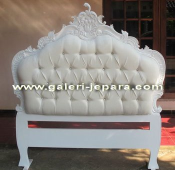 Uholstery Bed Furniture - Magdalena Bed Colour - Indoor Furniture