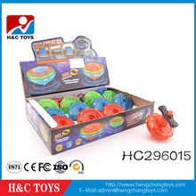 Promotional toys best selling kids plastic spinning top toy HC296015