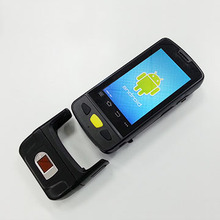 Chainway C4000 Android Rugged Handheld Biometrics Fingerprint Scanner