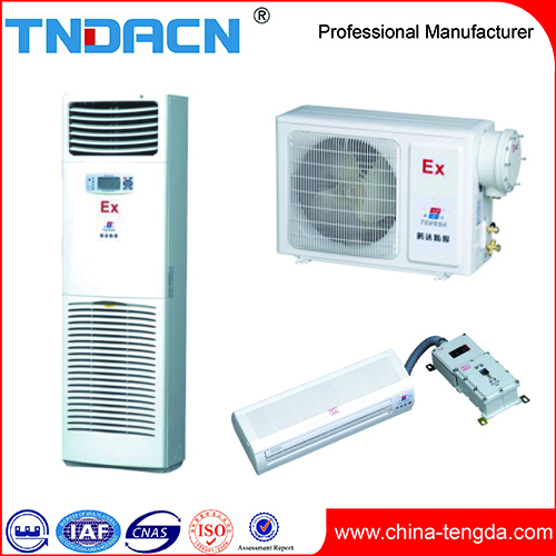 china manufacture explosion proof floor standing air conditioner