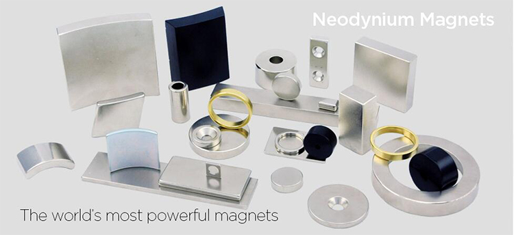 High Quality Neodymium Magnet 500kg pull force