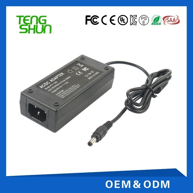 cheap 12v 4a CCTV/Camera desktop ac dc power adapter