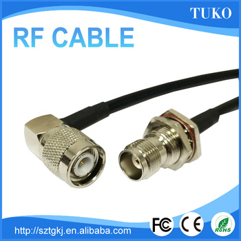 Most durable and long lasting using N male to N female type coxial rf cable