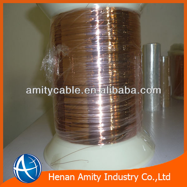 Super quality voice coil wire flat