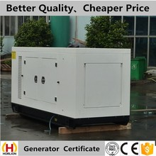 Weatherproof enclosed type Chinese engine 10kva silent diesel generator