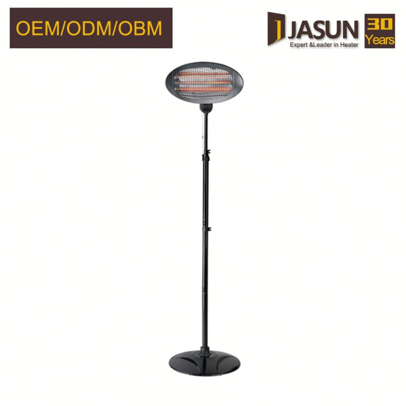 Electric Outdoor Patio Heater With Wicker Base portable Gas Fire Pit
