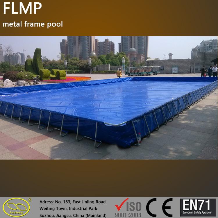 China original manufacturer theme park above ground pool for Above ground pool manufacturers