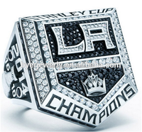 Fashion jewelry 2014 LA kings championship ring wholesale with good price