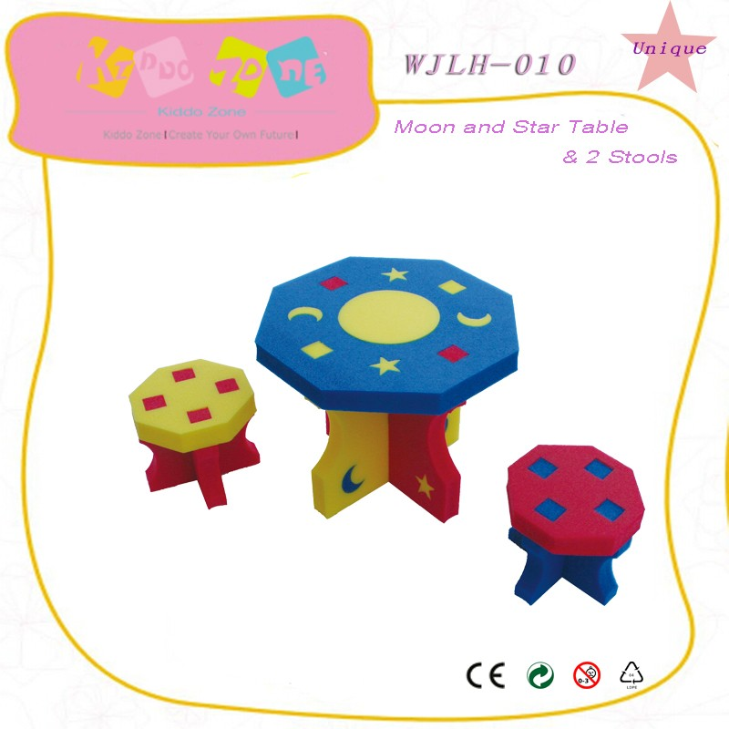 Educational toys DIY funny table for kids