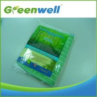 provide OEM/ ODM service Make brand more popular clean green cleaning cloth