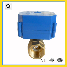 CWX Series propotional adjust electrical ball valve CR01 DC12/24V for water control system