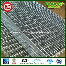 twisted galvanized steel bar grating weight