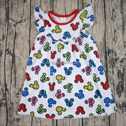 Made in China child models top 100 cheap baby clothes summer cute latest children dress designs