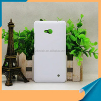 3D blank sublimation cell phone cover case for Nokia Lumia 640