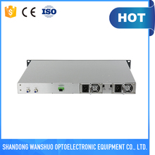 High quality dual power supply CATV transmitter