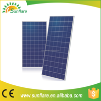 quality assurance sunpower solar panel 300w with competitive price
