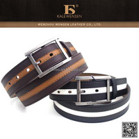 2014 NEW fake designer belts with pu leather
