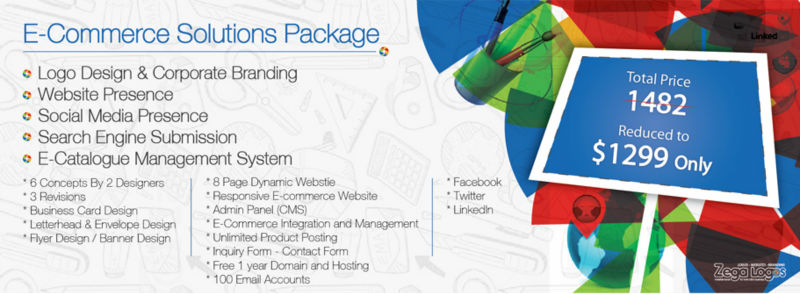 Websites Designing & Development Services