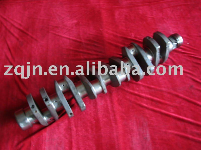 HOWO truck crankshaft
