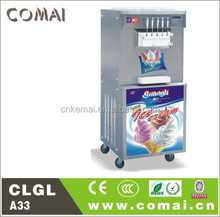 Commercial cheap italian soft ice cream machine
