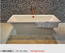 big size square skirt bath for sales