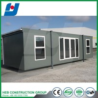Steel Frame Prefabricated Mobile House made in China