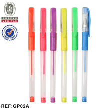 INTERWELL GP02A Cheap Colored Free Sample Best Gel Pen