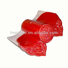 best sale pavilion China antique glazed handmade clay Chinese style roof tiles