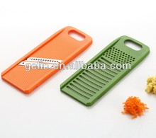Hot selling plastic multi vegetable grater