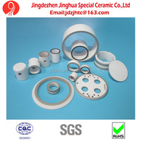 Mo/Mn Metallized Industrial Eletronic Ceramic