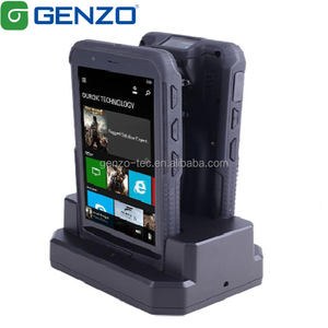 4G/ Wifi/ BT /GPS Window 10 Rugged Smartphone PDA UHF RFID Handheld Chip ID Card Reader with 5.98 Inch Display Rugged PDA